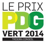 Concours – Le Prix PDG vert de l'année