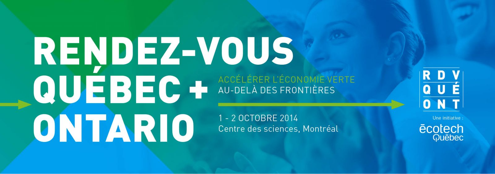 Le CETEQ est fier partenaire du Rendez-vous Québec + Ontario