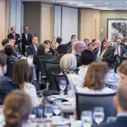 Conférence de Justin Trudeau au CETEQ