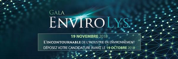 Candidatures | Gala EnviroLys 2018