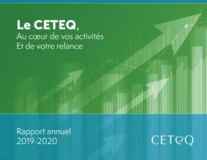 Rapport annuel 2019-2020 du CETEQ