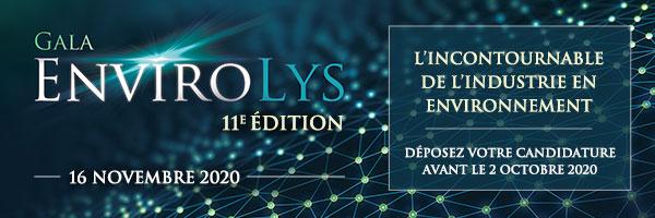 Gala EnviroLys 2020 | 11e édition