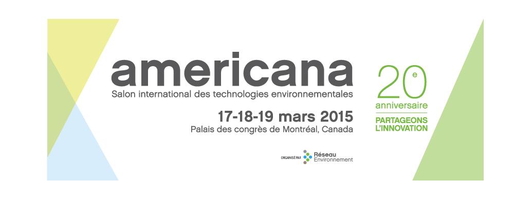 Participez à Americana du 17 au 19 mars