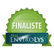 Félicitations aux finalistes des Prix EnviroLys 2017