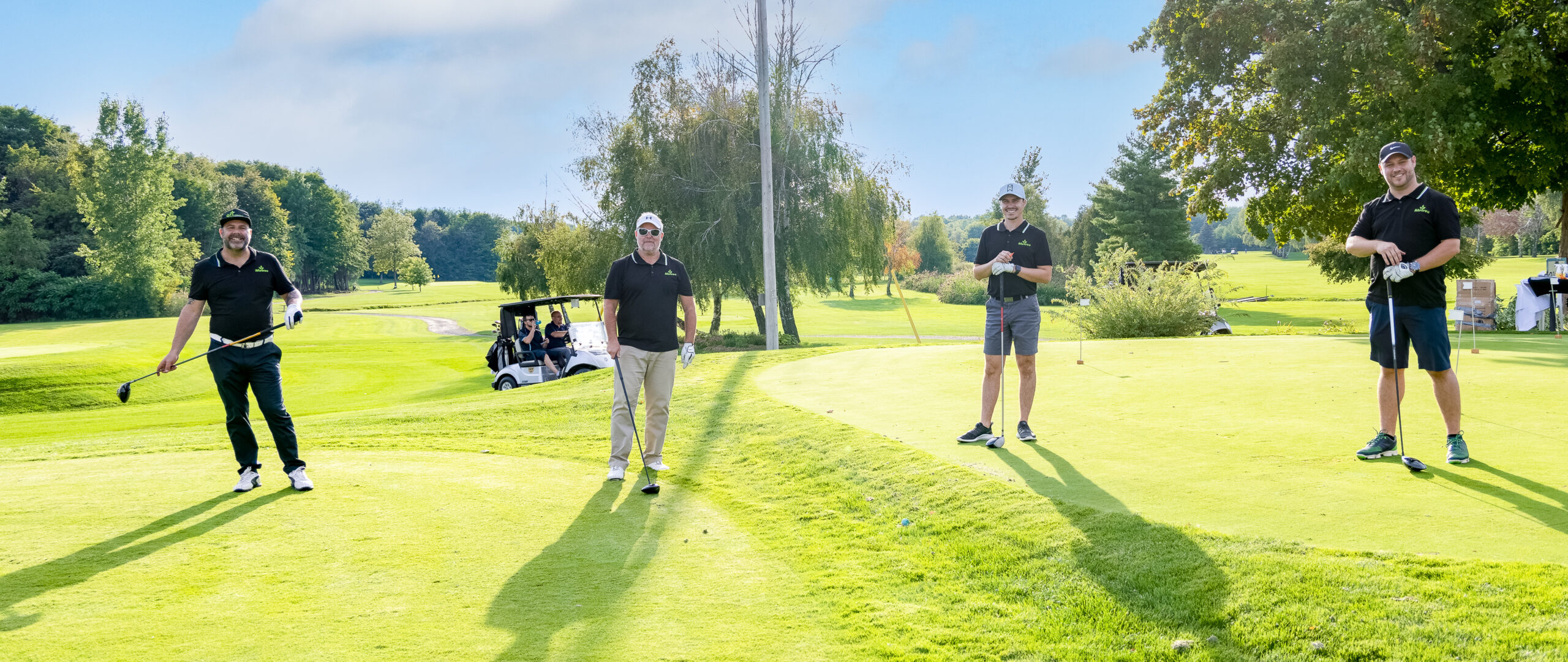 5e Tournoi de golf CETEQ-EnviroCompétences