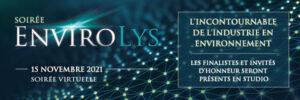 Soirée EnviroLys 2021: Les inscriptions sont commencées!